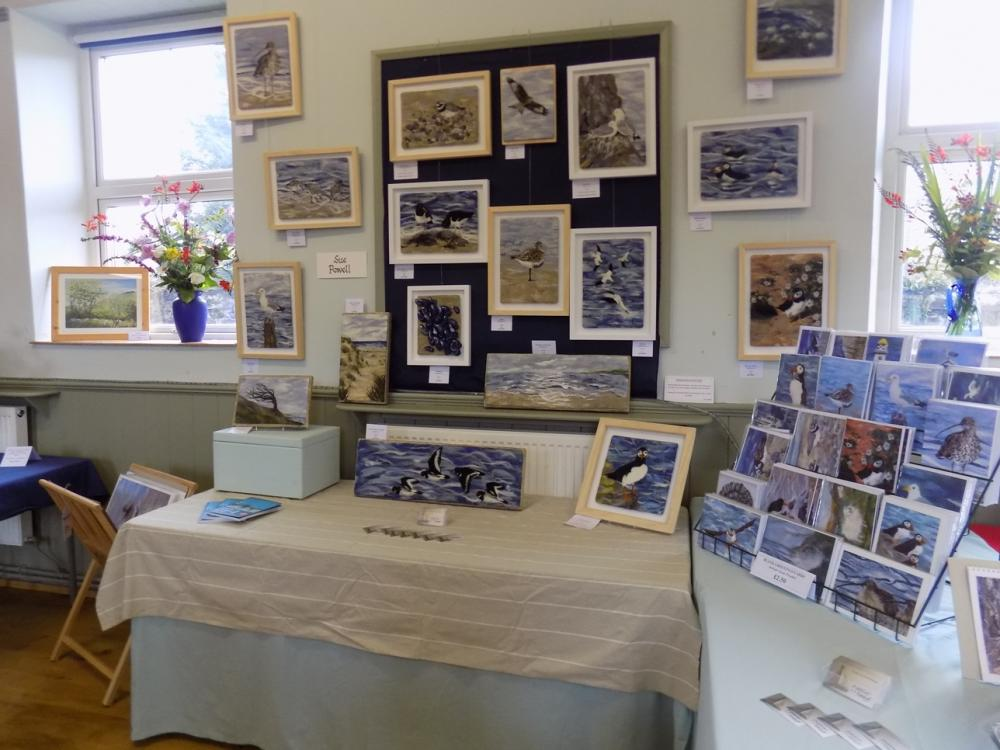 Llanfair Art Exhibition