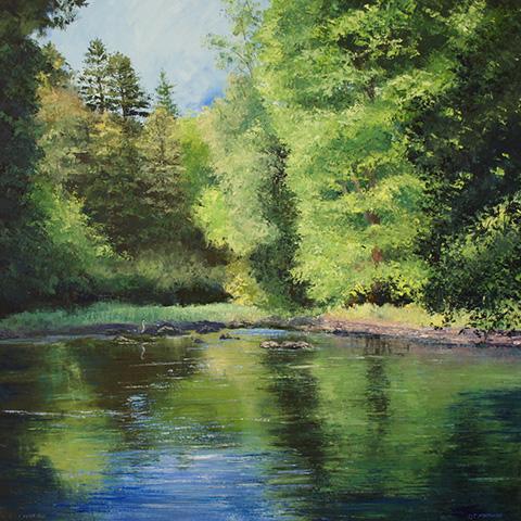 Diane Mathias Painting Workshop