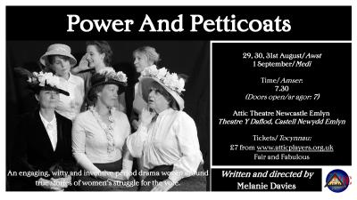 Power and Petticoats