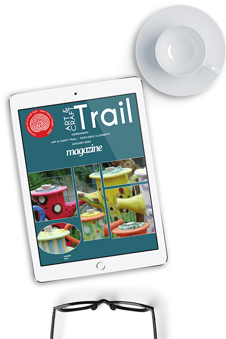 Ceredigion Art & Craft Trail e-Magazine