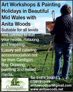Anita Woods Workshops