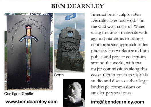 Ben Dearnley Sculpture