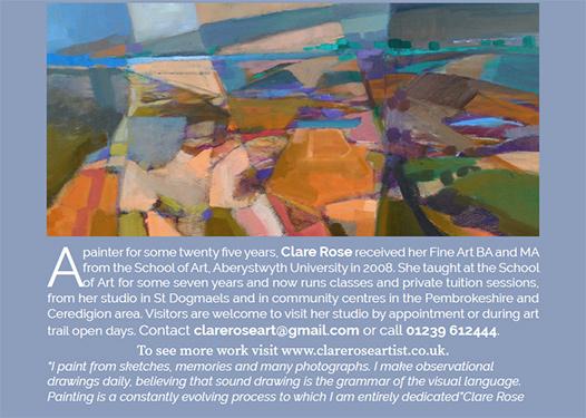 Clare Rose Artist