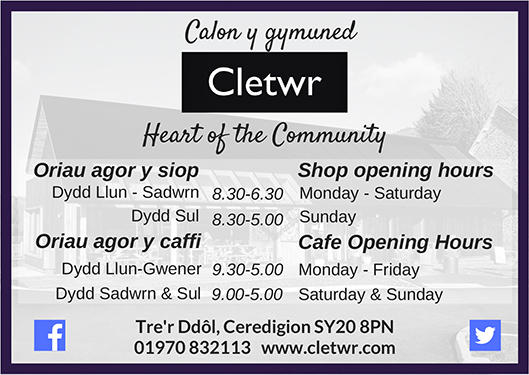 Cletwr Community Project