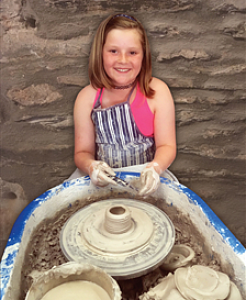 Make a Pot! Learn how at Gwili Pottery