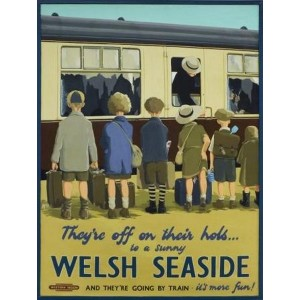12 Welsh Seaside