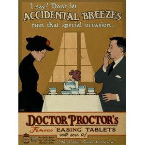 25 Accidental Breezes