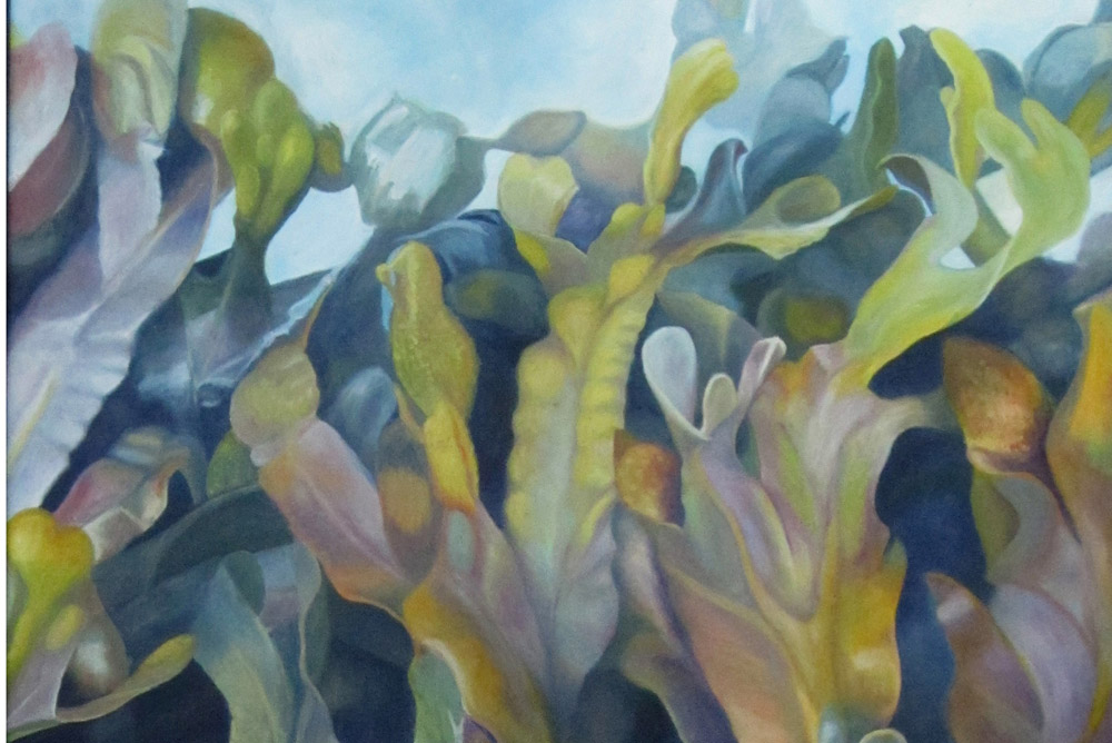 3 Fathom Forest (detail)