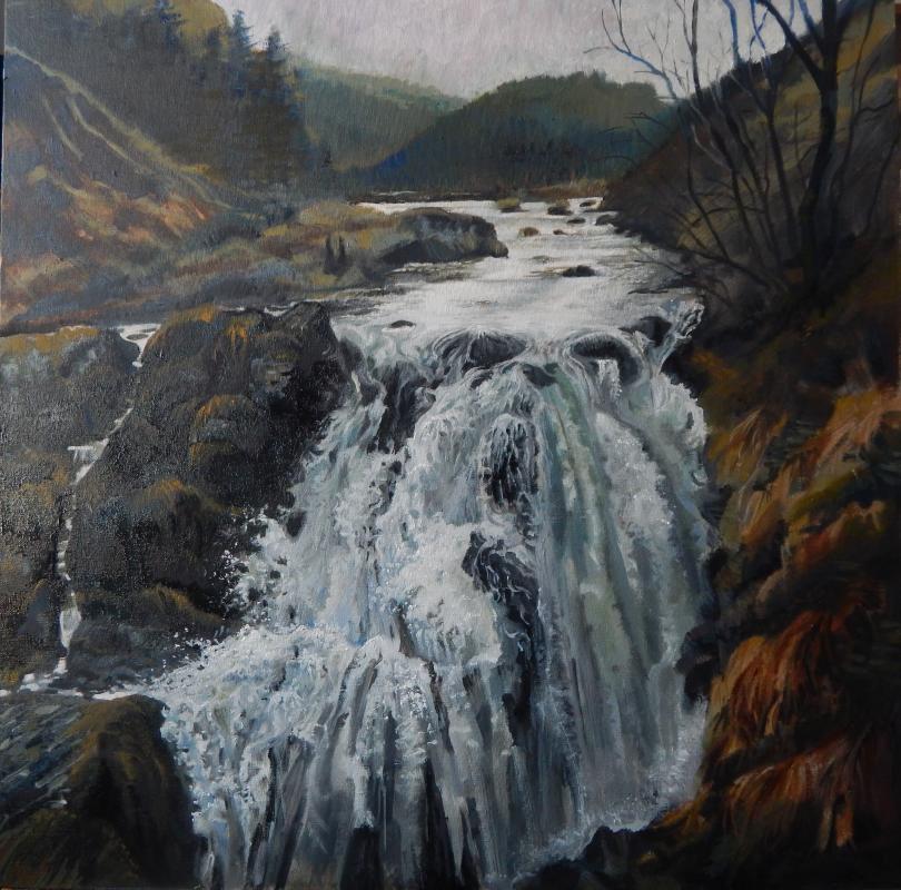 Severn, 'Break-its-Neck' Falls