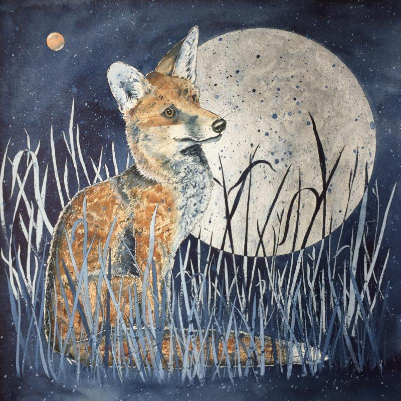 The Fox, the Moon and Mars