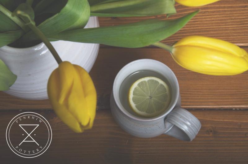 Honey & Lemon....