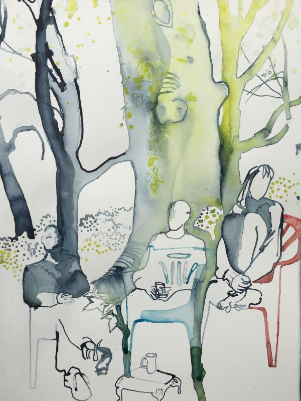 Kim James Williams Art