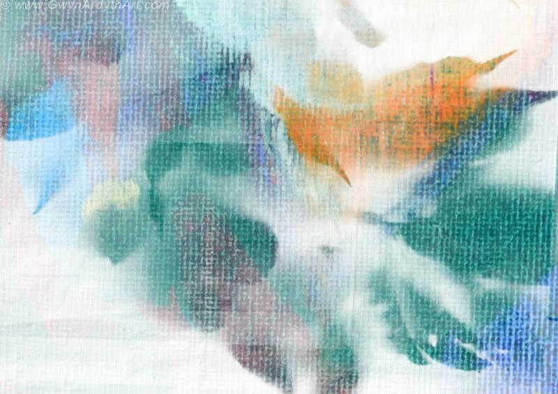Birdsong, digital montage