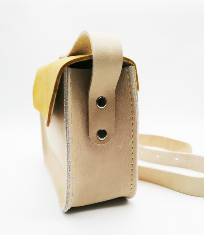 'In A Flap' Mini Satchel