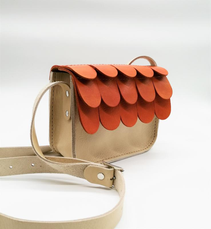 'Pangolin' Mini Satchel