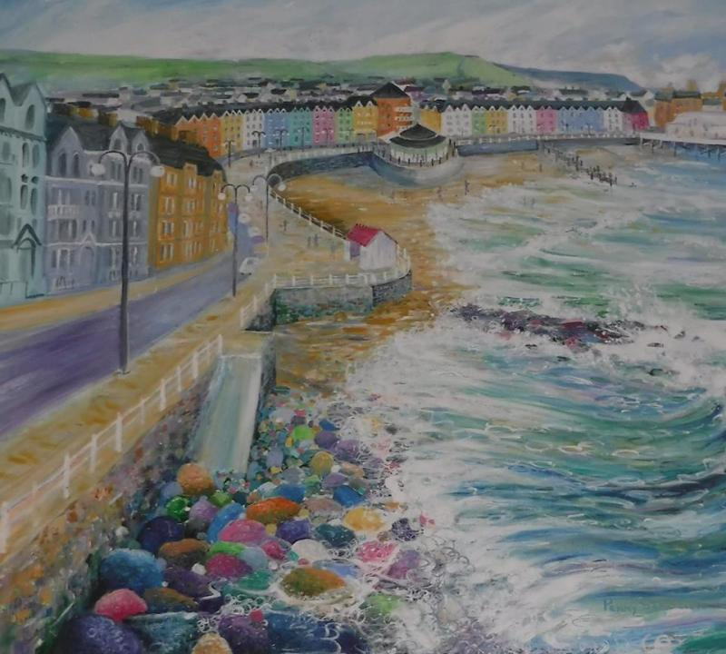 The Bay Gallery and Friends at Aberystwyth Bandstand