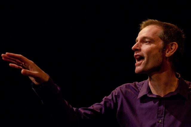 Storytelling: Daniel Morden 'Celtic Tales' at Cletwr